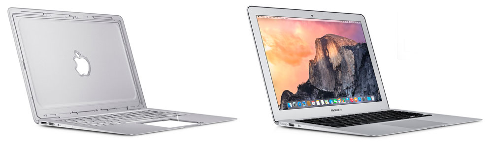 Unibody корпус Apple MacBook Air