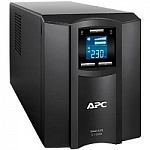 APC Smart-UPS C 1500VA SMC1500I Line-Interactive, Tower, IEC, LCD, USB
