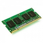 Kingston DDR3 SODIMM 2GB KVR16LS11S6/2 PC3-12800, 1600MHz, 1.35V