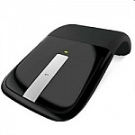 Мышь Microsoft ARC Wireless Touch Mouse USB Black RVF00056 RTL