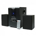 Dialog Progressive AP-150 Black акустические колонки 2.1, 5W+2*2,5W RMS, USB+SD reader
