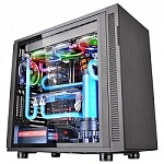 Case Tt Suppressor F31 TG CA-1E3-00M1WN-03 ATX/ win/ black/ USB 3.0/ no PSU