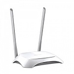 TP-Link TL-WR840N Маршрутизатор 4x 10/100Mbps, 1WAN, 802.11b/g/n, 300Mbps