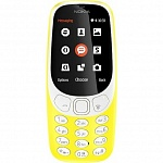 NOKIA 3310 DS 2017 Yellow TA-1030 A00028100