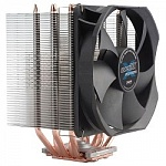 Cooler ZALMAN CNPS10X Performa + for 775 / 1155 / 1366 / 2011 / AM2 / AM3 / FM1, Speedcontr, 17-36дБ, 900-2000 об / м, Cu+Al, 4пин