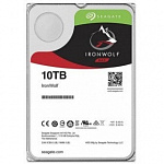 "10TB Seagate Ironwolf ST10000VN0008 SATA 6.0Gb/s, 7200 rpm, 256mb buffer, 3.5"",для NAS"