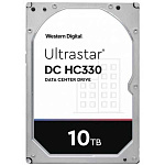 "10Tb WD Ultrastar DC HC330 SAS 12Gb/s, 7200 rpm, 256mb buffer, 3.5"" 0B42258"