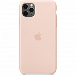 MWYY2ZM/A Apple iPhone 11 Pro Max Silicone Case - Pink Sand