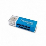 USB 2.0 Card reader CBR/Human Friends Speed Rate, Micro SD, USB 2.0