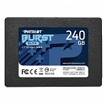 Patriot SSD 240Gb Burst Elite PBE240GS25SSDR SATA 3.0