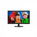 "LCD PHILIPS 21.5"" 223V5LSB2 10/62 черный TN, 1920x1080, 5 ms, 90°/65°, 200 cd/m, 10M:1 D-Sub"