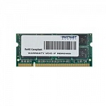 Patriot DDR2-800 PC2-6400 2GB SO-DIMM PSD22G8002S