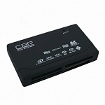 USB 2.0 Card reader CBR CR-455, All-in-one, USB 2.0, SDHC