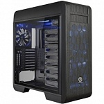 Case Tt Core V71 TG CA-1B6-00F1WN-04 E-ATX/ win/ black/ no PSU / Tempered Glass
