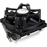 Cooler Deepcool BETA 10 Soc-FM2/FM1/AM3+/AM3/AM2+/AM2, 3pin, 25dB, Al, 89W, 307g, скоба