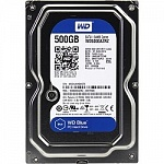 500Gb WD Blue WD5000AZRZ Serial ATA III, 5400 rpm, 64Mb buffer