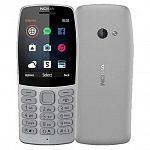 NOKIA 210 DS Gray 16OTRD01A03