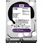 1TB WD Purple WD10PURZ Serial ATA III, 5400- rpm, 64Mb, 3.5""