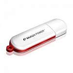 Silicon Power USB Drive 16Gb Luxmini 320 SP016GBUF2320V1W USB2.0, White