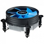 Cooler Deepcool THETA 9 PWM Soc-1150/1155/1156, 4pin, 18-45dB, Al, 95W, 269g, low-profile