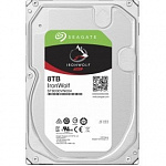 "8TB Seagate IronWolf ST8000VN004 SATA 6.0Gb/s, 7200 rpm, 256mb buffer, 3.5"",для NAS"