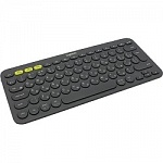 920-007584 Logitech Keyboard K380 Dark Grey Wireless Bluetooth RTL, Multi-Device