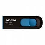 A-DATA Flash Drive 16Gb UV128 AUV128-16G-RBE USB3.0, Black-Blue
