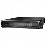 APC Smart-UPS X 3000VA SMX3000RMHV2U RM 2U/Tower, Ext. Runtime, Line-Interactive, LCD, Out