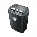 Fellowes Шредер Powershred 75Cs FS-46750 FS-4675001/FS-4675002авт., 3.9х50мм, 12лст., 27лтр., уничтожает: скобы, карты, скрепки, CD, селектор кол-ва листов
