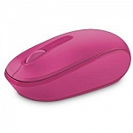 Microsoft Wireless Mbl Mouse 1850 Magenta Pink U7Z-00065