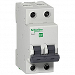 Schneider-electric EZ9F34210 АВТ. ВЫКЛ. EASY 9 2П 10А С 4,5кА 230В =S=