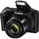 "Canon PowerShot SX430 IS черный 20.5Mpix Zoom45x 3"" 720p SDXC/SD/SDHC CCD 1x2.3 IS opt 0.5fr/s 25fr/s/WiFi/NB-11LH"