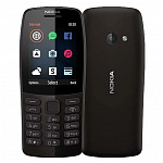 NOKIA 210 DS Black 16OTRB01A02
