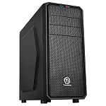 Case Tt Versa H25 Midi Tower Black, w/o PSU CA-1C2-00M1NN-00
