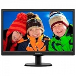 "LCD PHILIPS 19,5"" 203V5LSB2610/62 черный TN LED, 1600x900, 90/50, 1000000:1, 5ms, 200cd/m D-Sub"