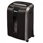 Fellowes Шредер Powershred 73Ci FS-46011012 100% Jam Proof, SafeSense ,4х51 мм, 12 лст., 22 лтр., уничтожает: скобы, карты, скрепки, CD