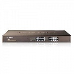 TP-LINK TL-SG1016 Коммутатор 16-port Gigabit Switch, 1U 19-inch rack-mountable steel case