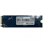 QUMO M.2 SSD 256GB Novation Q3DT-256GPPH-NM2 NVMe PCIe Gen3x4 NVMe 1.3 M2 2280