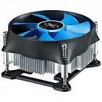 Cooler Deepcool THETA 15 PWM Soc-1150/1155/1156, 4pin, 18-36dB, Al, 95W, 290g, screw, low-profile
