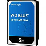 2TB WD Blue WD20EZAZ Serial ATA III, 5400 rpm, 254Mb buffer