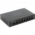 Cisco SB SG110D-08-EU Коммутатор 8-портоый SG110D-08 8-Port Gigabit Desktop Switch