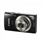 "Canon IXUS 185 черный 20Mpix Zoom8x 2.7"" 720p SD CCD 1x2.3 IS el 1minF 0.8fr/s 25fr/s/NB-11LH"