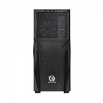 Case Tt Versa H21 Midi Tower Black, USB3.0, w/o PSU CA-1B2-00M1NN-00