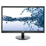 "LCD AOC 21.5"" E2270SWN черный TN 1920х1080 LED 5ms 16:9 90/65 20M:1 200cd D-Sub"