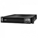 APC Smart-UPS SRT RM SRT2200RMXLI Black 2200VA/1980W, On-Line, Extended-run, Rack 2U