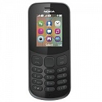 NOKIA 130 DS TA-1017 BLACK 2017 A00028615