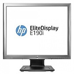 "LCD HP 19"" E190i Silver IPS LED 1280x1024 8ms 5:4 178°/178° DVI D-Sub DisplayPort E4U30AA"