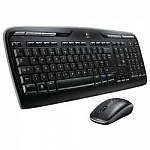920-003995 Logitech Keyboard MK330 USB Wireless Desktop