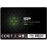 Silicon Power SSD 256Gb A56 SP256GBSS3A56B25 SATA3.0, 7mm