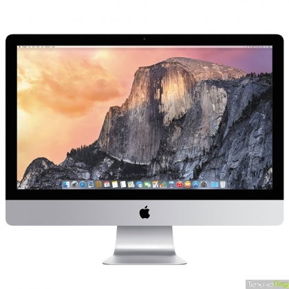 "Apple iMac Z0SC004AB 27"" Retina 5K i7 4.0GHz TB up to 4.2GHz/8GB2x4GB/3TB Fusion/R9 M395X 4GB"